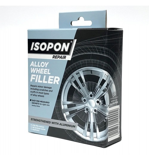 Isopon Alloy Wheel Repair Filler