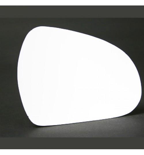 PEPartner 1996 to 2008 Silver Wing Mirror Glass RH Driver Side