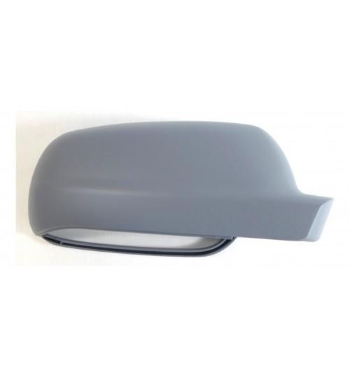 Right Driver Side OS Door Wing Mirror Cover Primed Seat Ibiza Cordoba Toledo