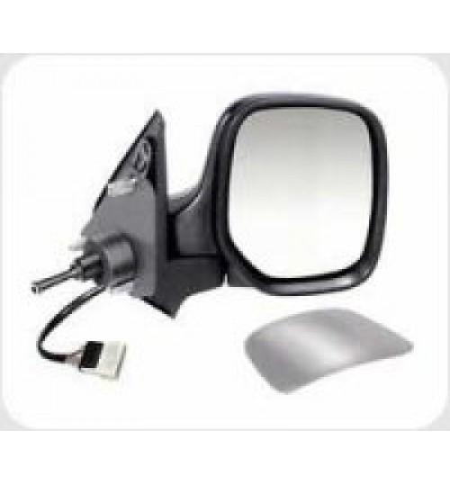 Citroen Berlingo Van 1996-2008 Cable Wing Door Mirror Black Drivers Side O//S